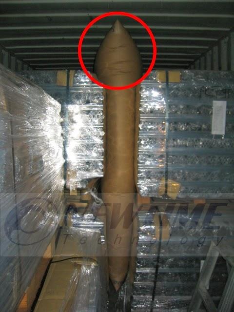 貨櫃防撞袋