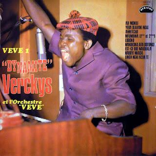 Verckys et l\'Orchestre Vévé -\