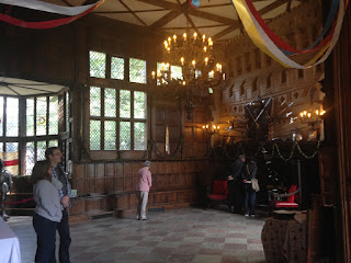 Great Hall, Speke Hall