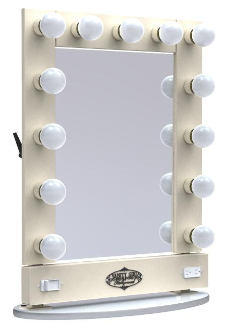 Vanity Girl Mirror With Lights : Danielle Loves Glitter Beauty Blog: My Christmas WISH list - A Girl Can Dream