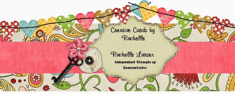 Creative Cards By Rachelle