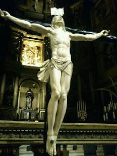 Cristo marfil