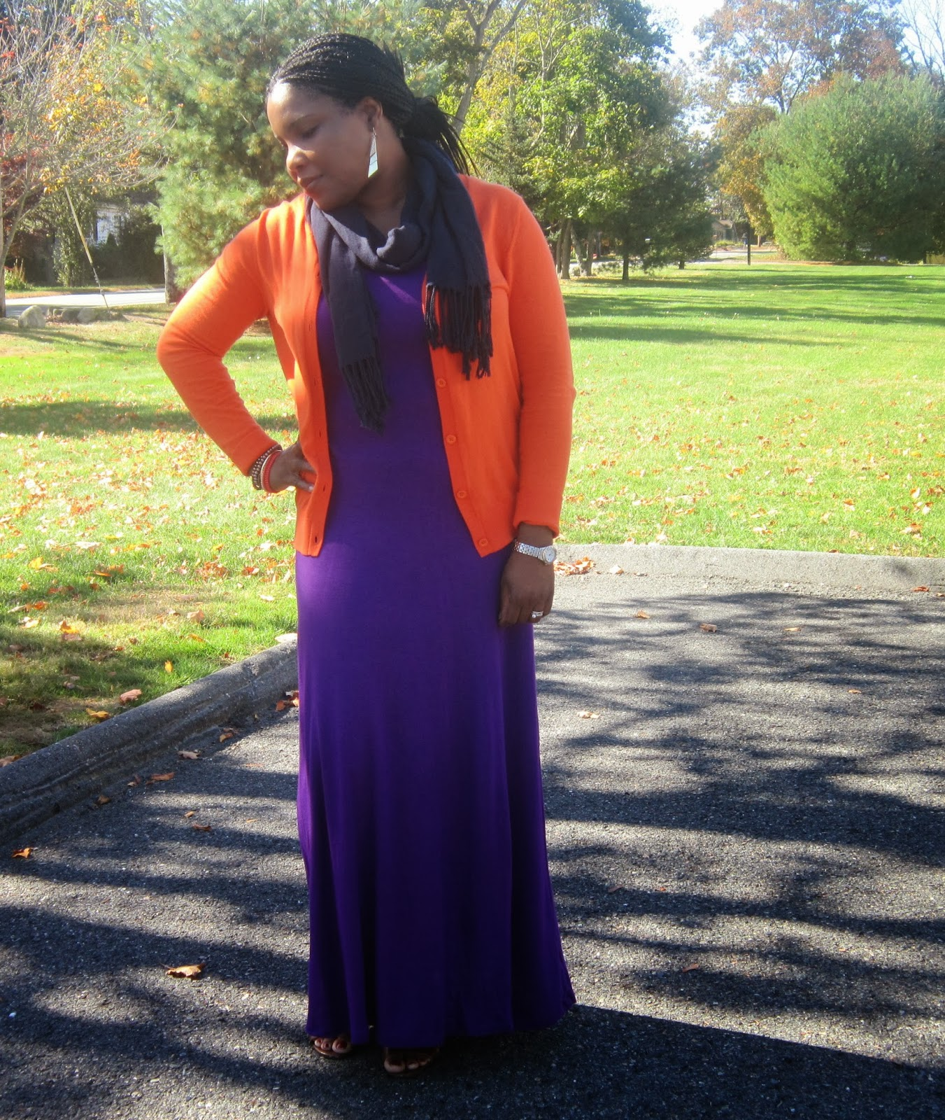 How to wear a maxi dress for fall, What to wear with maxi dress