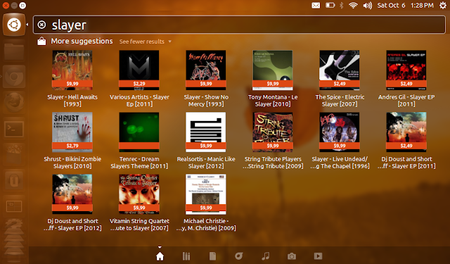 whats new in ubuntu 12.10