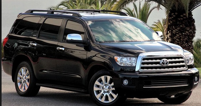 2018 Toyota Sequoia Redesign Release And Changes
