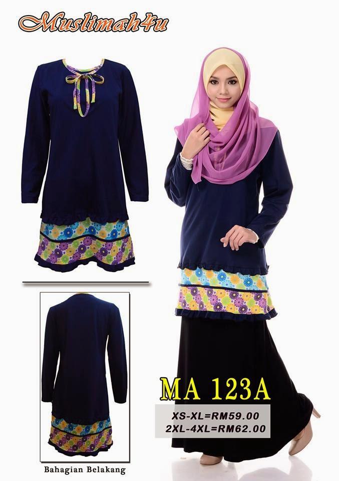 T-shirt-Muslimah4u-MA123A