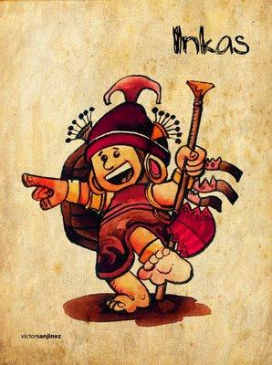 cultura pre- Inca