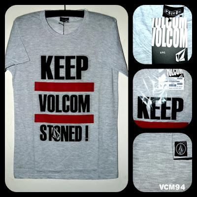 Kaos Surfing Volcom Kode VCM94
