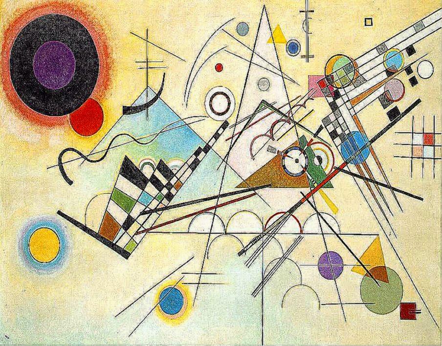 WebMuseum Kandinsky Wassily