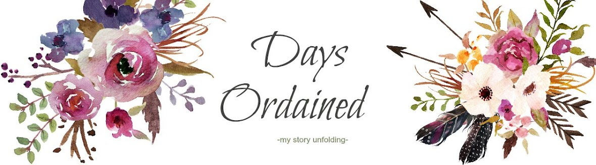 Days Ordained