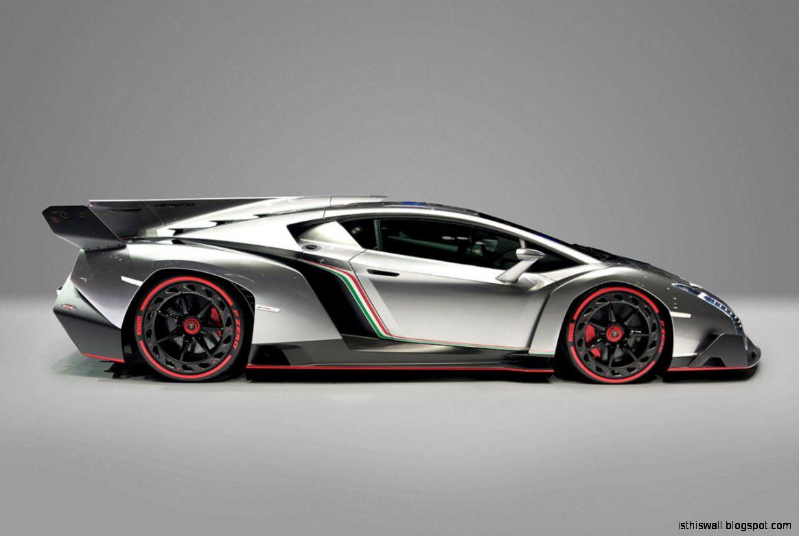 Lamborghini Cars Veneno