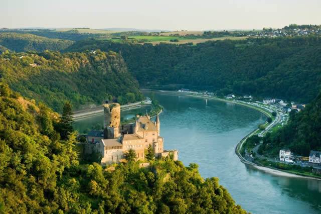 Rüdesheim am Rhein - Rhine Gorge, Hesse, Germany