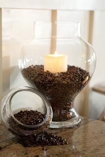 vazo kendin yap kahve