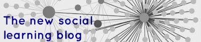 The new social learning blog