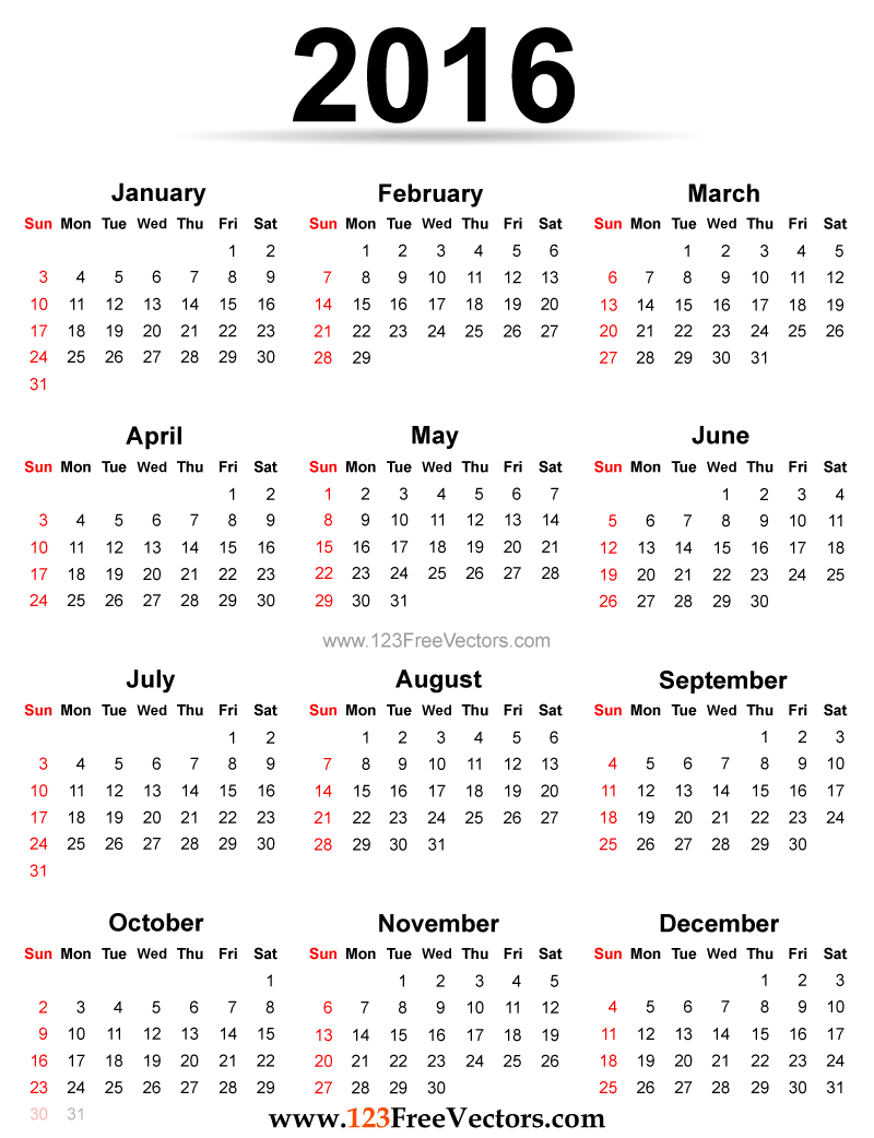 2015 calendar excel yearly