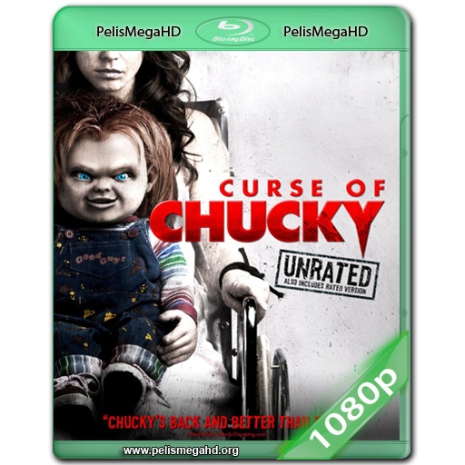 LA MALDICIÓN DE CHUCKY [UNRATED] (2013) WEB-DL 1080P HD MKV ESPAÑOL LATINO