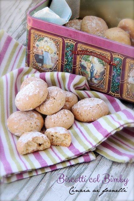 biscotti col bimby grappa e limone