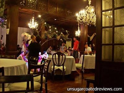 Barbara's Restaurant Intramuros
