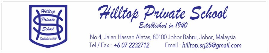 Hilltop Private School Johor Bahru