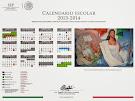 CALENDARIO ESCOLAR CICLO 2013 - 2014