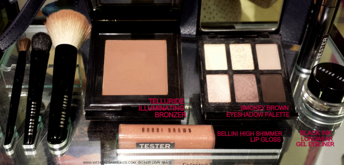 Bobbi Brown Telluride Glow Makeup Collection Nordstrom Exclusive Photos Swatches Indian Makeup Beauty Blog