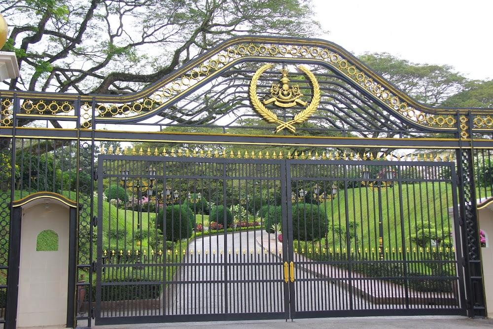 Istana Iskandariah, Kuala Kangsar