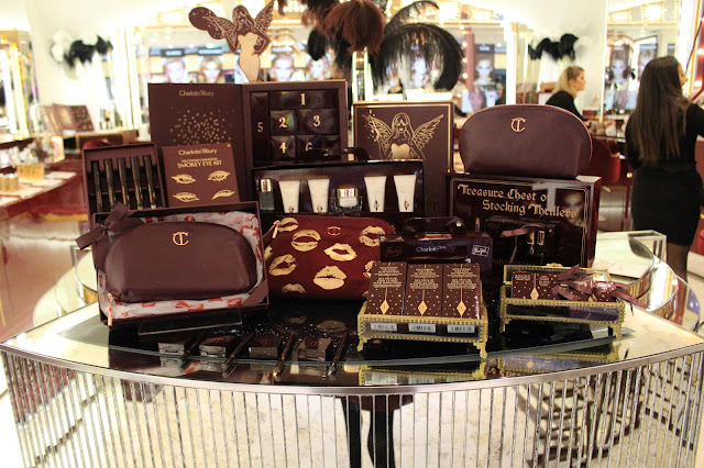 Christmas with Charlotte Tilbury