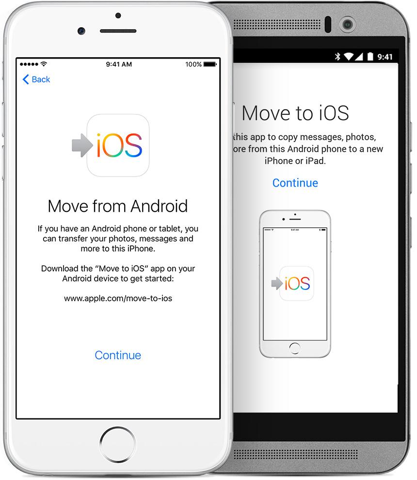 app Migrar para iOS