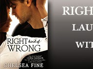 Chelsea Fine's Right Kind of Wrong is Out Today + NA Series Recommendation