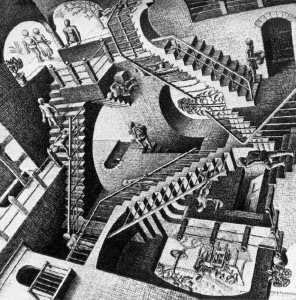7 Strange Phenomena Of The  Mind - L'esprit de l'Escalier