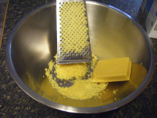 Fels-Naptha or any other soap can be shaved using a regular cheese grater. However, it may take some time depending on the soap.