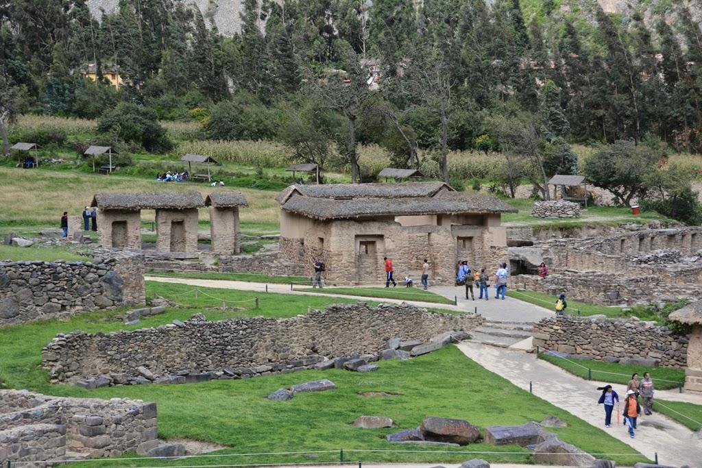 Ollantaytambo Inca Site