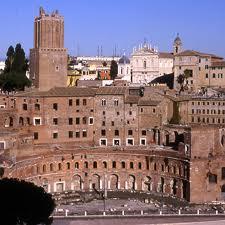 Mercati di Traiano: visite guidate x bambini Roma 12/05/2013