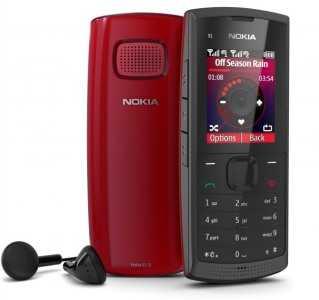 Spesifikasi Dan Harga HP Nokia X1-01