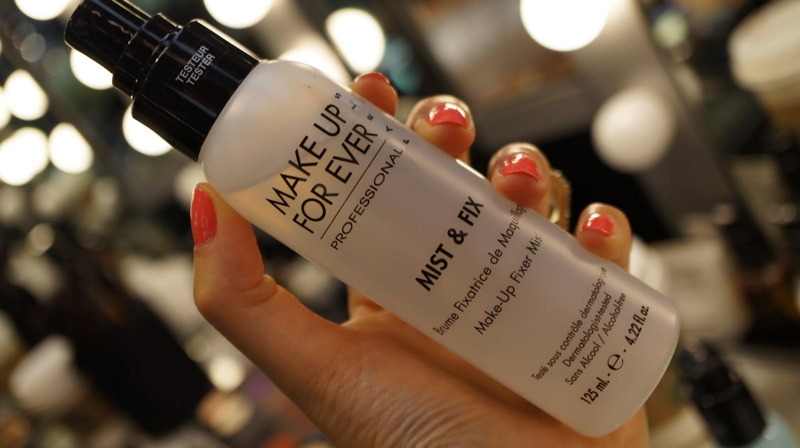 Makyaj spreyi nedir ve ne işe yarar
