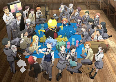 Assassination Classroom Season 2