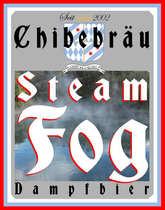Chibebräu--the Chibes\' online homebrew log: Brew day: Steam Fog ...