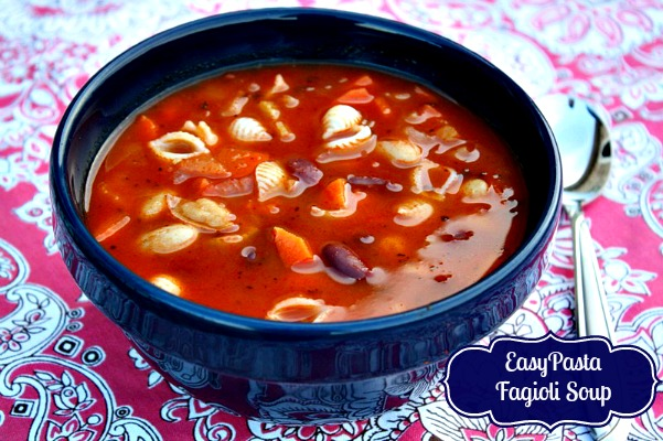 Mommy 39 S Kitchen Recipes From My Texas Kitchen Crock Pot Pasta Fagioli Soup Winter Comfort