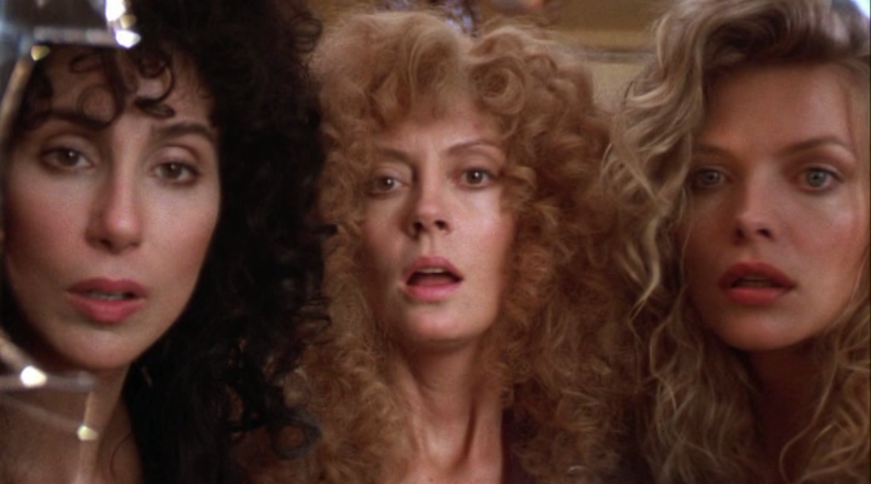 Movie Review: The Witches Of Eastwick (1987) | The Ace ...  Witches