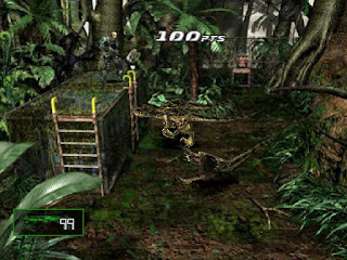Dino Crisis 2 PS1 For PC Full Version Free Download games