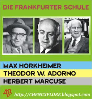 die frankfurter schule, max horkheimer, theodor adorno, herbert marcuse