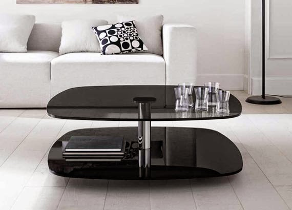 Table de salon design meuble design pas cher - Salon art de la table ...