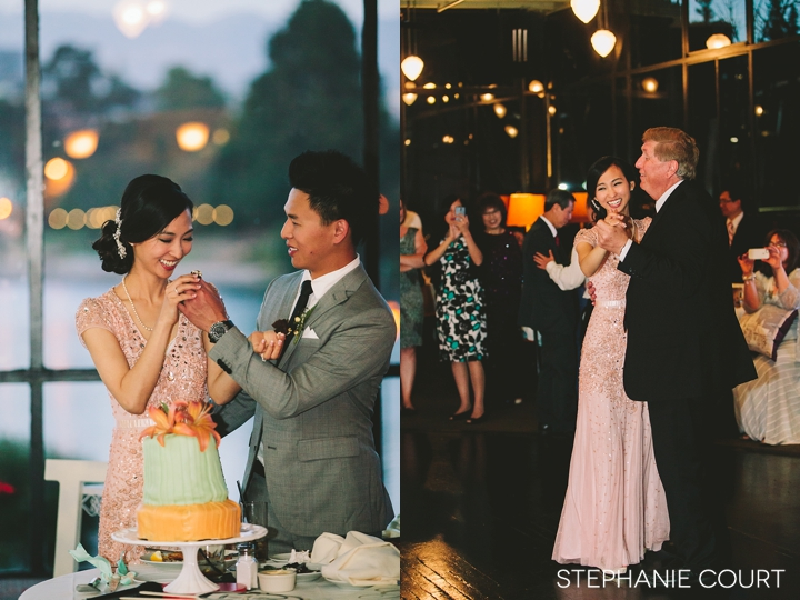 wedding at lake merritt oakland