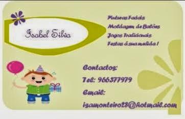 ANIMADORA DE FESTAS INFANTIS