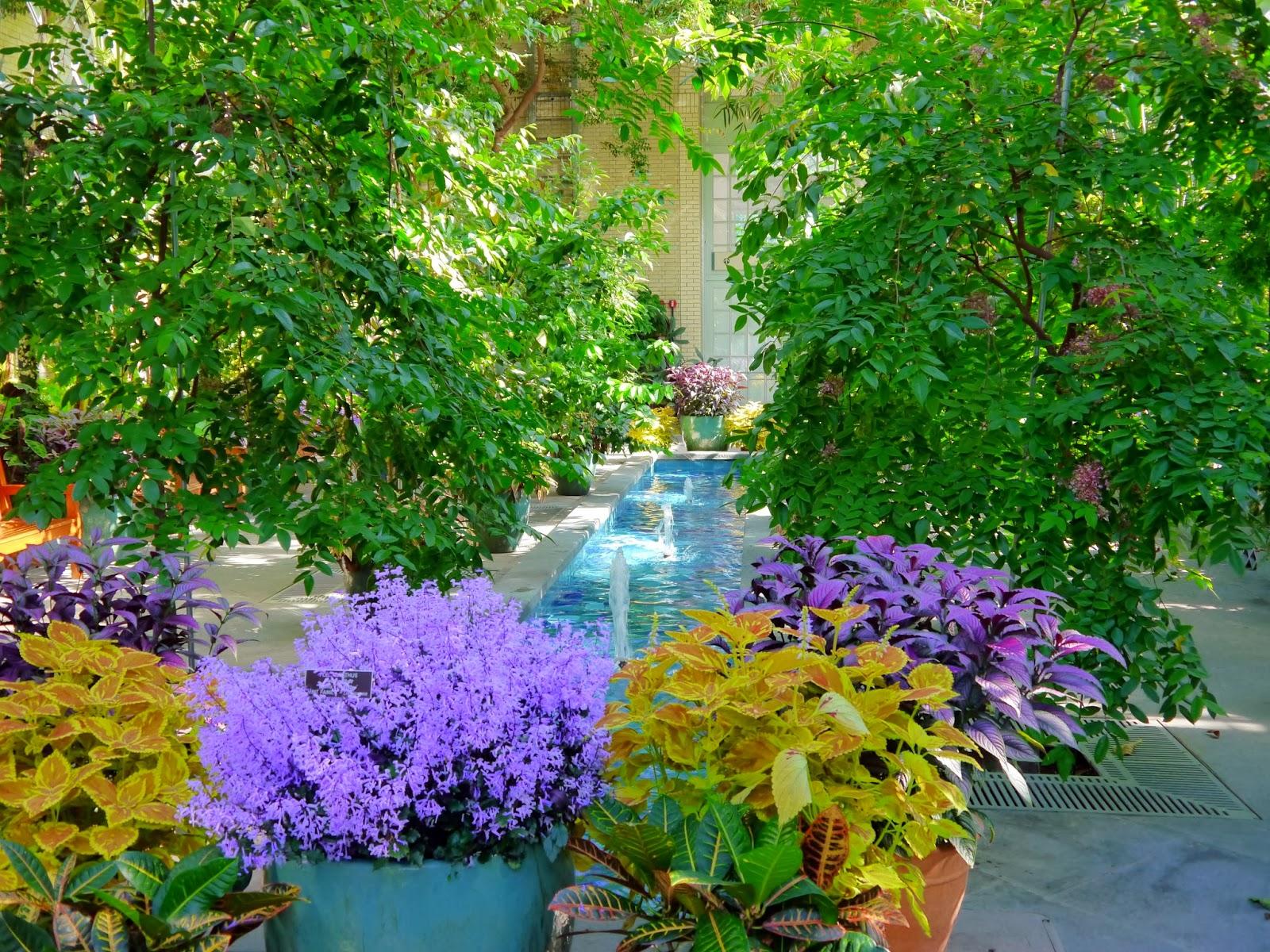 American Travel Journal United States Botanic Garden Washington Dc