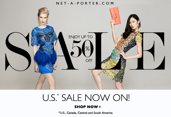 net a porter usa sale starts now early bird gets the worm