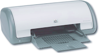 HP Deskjet D1500 Driver Download