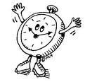 Μάθε την ώρα από το ανθρώπινο ρολόι!