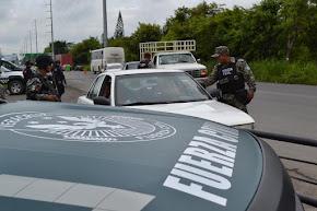 Implementan acciones de prevención de accidentes viales en estas vacaciones, en Poza Rica