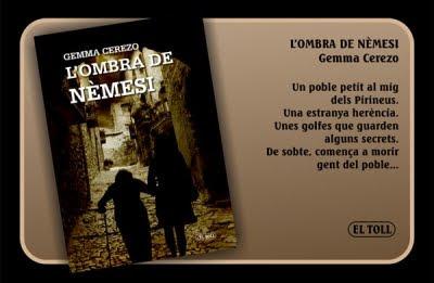 L'ombra de Nèmesi (Gemma Cerezo)